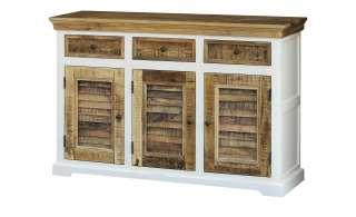 Sideboard  Amaroni ¦ holzfarben ¦ Maße (cm): B: 140 H: 90 T: 50 Kommoden & Sideboards > Sideboards - Höffner
