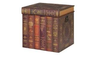 Aufbewahrungsbox  Shakespeare ¦ braun ¦ Maße (cm): B: 49 H: 48 T: 41 Aufbewahrung > Truhen & Kisten - Höffner