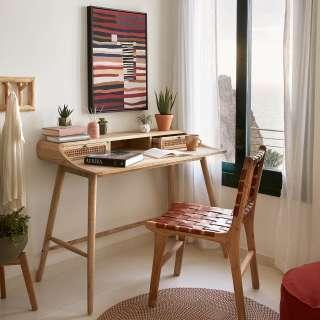 home24 Schreibtisch Nobhill