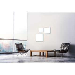 home24 LED-Deckenleuchte Canvas II