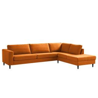 Atlantic Home Collection Ecksofa mit Federkern