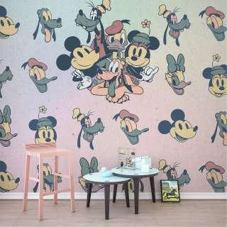 home24 Vlies Fototapete Mickey Fab5