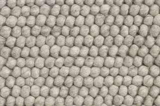 HAY - Peas Teppich - 170 x 240 cm - soft grey - indoor