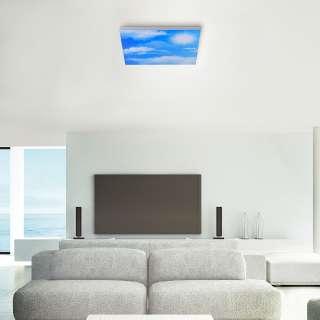 home24 LED-Deckenleuchte Cloud I