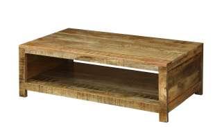 Couchtisch  Massa ¦ holzfarben ¦ Maße (cm): B: 60 H: 35 Tische > Couchtische > Couchtisch Massivholz - Höffner
