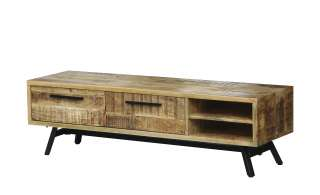 Lowboard  Fullham ¦ holzfarben ¦ Maße (cm): B: 160 H: 45 T: 45 TV- & Media Möbel > TV-Racks - Höffner