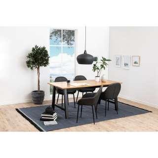 home24 Armlehnenstuhl Kia (2er-Set)