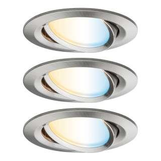 home24 LED-Einbauleuchte Nova Plus VI