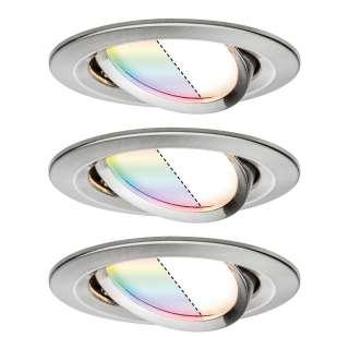 home24 LED-Einbauleuchte Nova Plus I