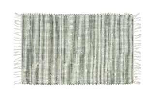 HOME STORY Kelim Teppich  Kentucky ¦ grün ¦ Baumwolle, Synthethische Fasern, 50% Baumwolle, 50% Polyester ¦ Maße (cm): B: 60 Aktuelle Gutschein Aktion > Schlafzimmer Aktion - Höffner