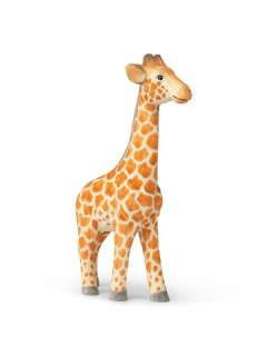 ferm LIVING - Animal Holztiere - Giraffe - indoor