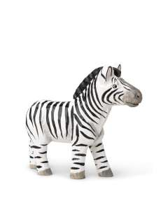 ferm LIVING - Animal Holztiere - Zebra - indoor