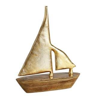 home24 Dekofigur Segelboot
