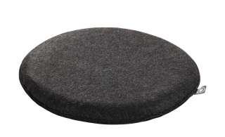 smart Sitzkissen mit Antirutschboden  Up2U ¦ schwarz ¦ Maße (cm): B: 30 H: 4 Ø: 30 Sonstiges Zubehör - Höffner