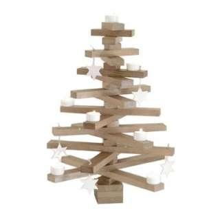 Raumgestalt - bauMsatz Weihnachtsbaum - Eiche - hell - indoor