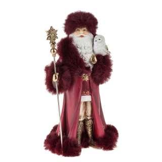 home24 Dekofigur Weihnachtsmann Ivan