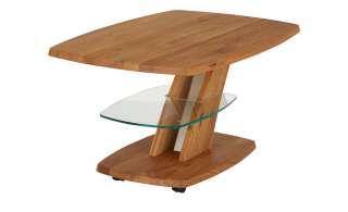 Couchtisch  Velen ¦ holzfarben ¦ Maße (cm): B: 60 H: 47 Tische > Couchtische > Couchtisch Massivholz - Höffner