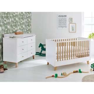 home24 Kinderzimmerset Pan I (3-teilig)