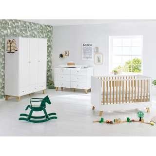 home24 Kinderzimmerset Pan III (3-teilig)