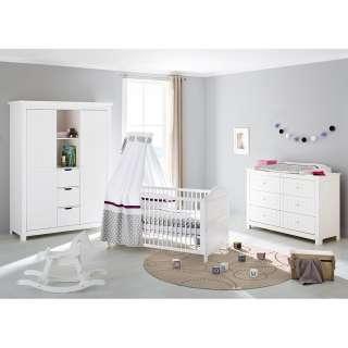 home24 Kinderzimmerset Nina (3-teilig)