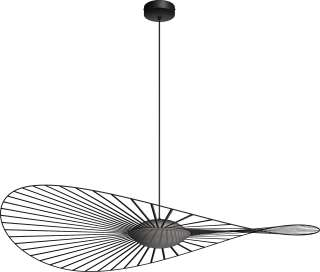 Petite Friture - Vertigo Nova Hängeleuchte - black - Ø140 cm - indoor