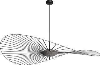 Petite Friture - Vertigo Nova Hängeleuchte - black - Ø190 cm - indoor