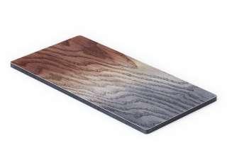 applicata - A tribute to wood Tapas Brett - braun/grau - S - indoor