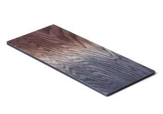 applicata - A tribute to wood Tapas Brett - braun/grau - L - indoor