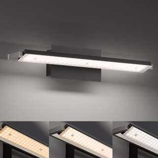 home24 LED-Wandleuchte Tremilly