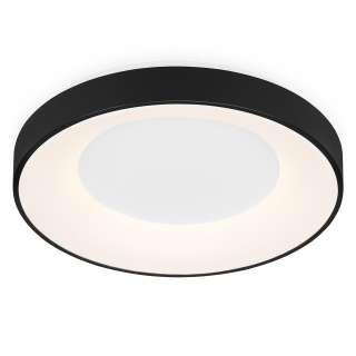 home24 LED-Deckenleuchte Laginto