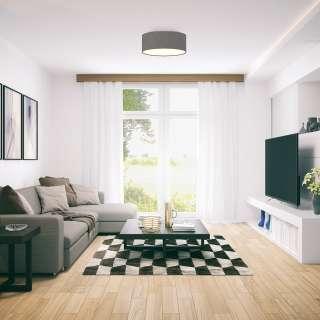 home24 LED-Deckenleuchte Dimbo