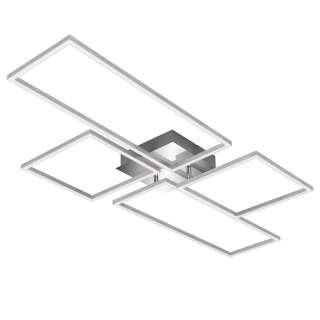 home24 LED-Deckenleuchte Novascotia