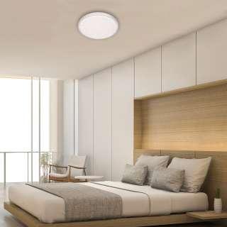 home24 LED-Deckenleuchte Magno