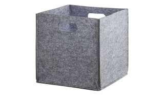 Carryhome COUCHTISCH Mangoholz massiv rechteckig Grau, Mehrfarbig