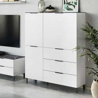 Amatio STAPELSESSEL Aluminium Grau, Grau