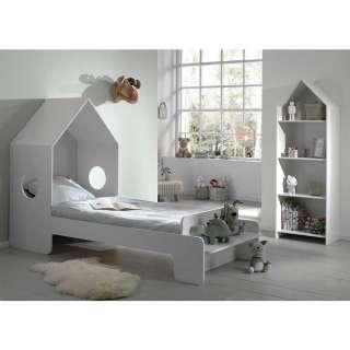 Kinderzimmer Set in Weiß Haus Optik (2-teilig)