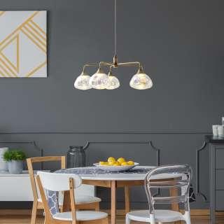 home24 LED-Kronleuchter Varna