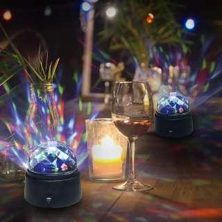 home24 LED-Kinderzimmerleuchte Disco
