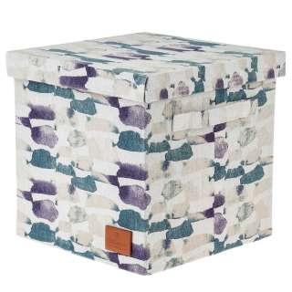 home24 Aufbewahrungsbox Aquarell I (2er-Set)