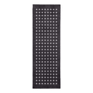 Garderobenpaneel in hell Grau 60 cm breit