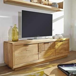 Sofa Beistelltisch in Marmor Optik und Goldfarben rund