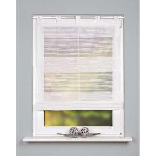 Kleiderpaneel in Weiß Glas beschichtet 190 cm hoch