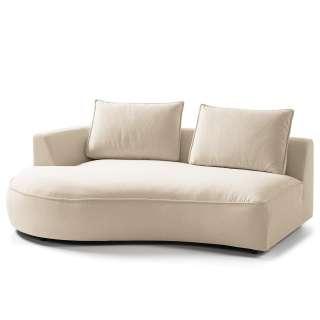 INNOVATION™ Sofa »Splitback«, mit Armlehne und Stem Beinen, in skandinavischen Design