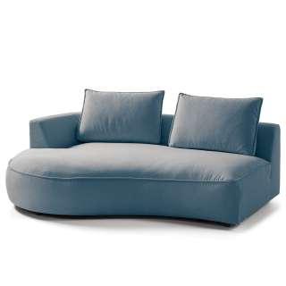 INNOVATION™ Sessel »Splitback« mit mattschwarzen Beinen, in skandinavischen Design