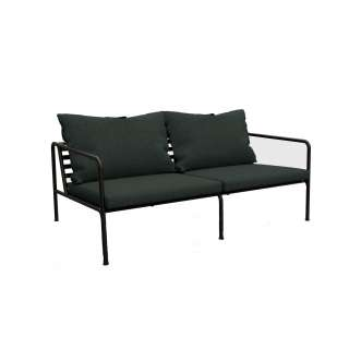 Houe - Avon Lounge Sofa - alpengrün - indoor