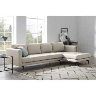 Echtholzstühle in Weiß massiv gepolsterter Sitzfläche (2er Set)