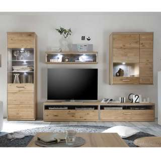Landscape REGAL Sheesham massiv Braun