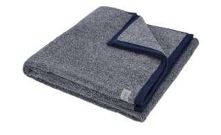 Ross Duschtuch  4120 Melange ¦ blau ¦ 100% Baumwolle Badtextilien und Zubehör > Handtücher & Badetücher > Handtücher - Höffner