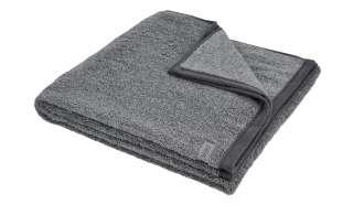 Ross Duschtuch  4120 Melange ¦ grau ¦ 100% Baumwolle Badtextilien und Zubehör > Handtücher & Badetücher > Handtücher - Höffner