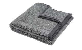 Ross Handtuch  4120 Melange ¦ grau ¦ 100% Baumwolle Badtextilien und Zubehör > Handtücher & Badetücher > Handtücher - Höffner